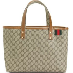 authentic Gucci tote NWT